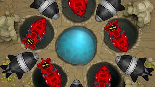 Impossible 4-Player Map In Bloons TD6 (HACK)
