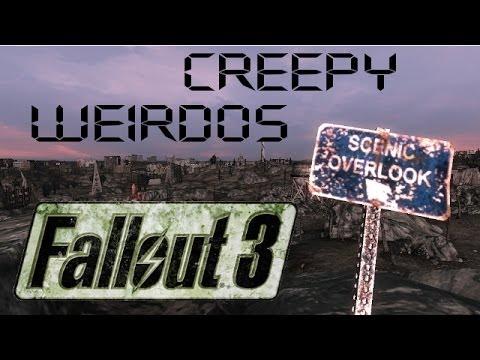 Creepy Weirdos (Fallout 3 - Part 24)