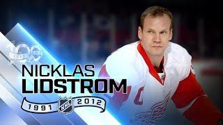 НХЛ 100: Никлас Лидстрем