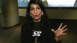 CP24 - Activists demand rights to marijuana access by Pot TV
