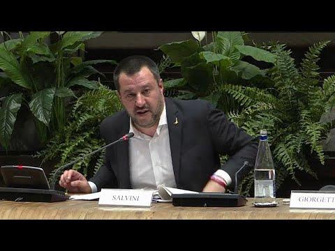 Italien: Salvini und Di Maio geben moralische Unterst ...