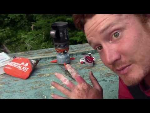 Kesagami River Solo With Jim Baird Ep. 6: How to Treat a Burn