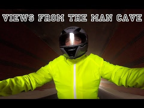 Are these the most comfortable motorcycle waterproofs you can buy?  Scott Ergo Pro Review