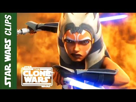 New The Clone Wars Season 7 Trailer (star Wars Celebration 2019) | Star Wars Clips