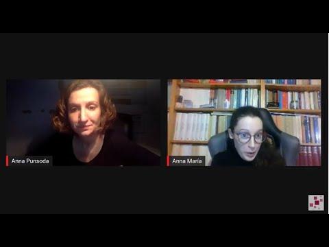 Conversación sobre 'La lujuria', con Anna Punsoda y Anna Maria Iglesia, en Youtube
