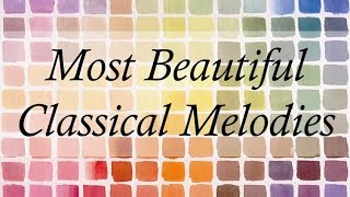 Video The Most Beautiful Classical Melodies | 3 Hours Of The Best Classical Music MP3, 3GP, MP4, WEBM, AVI, FLV Oktober 2018