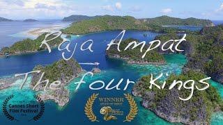 Raja Ampat Indonesia  city photos gallery : Raja Ampat - The four Kings 4K UHD