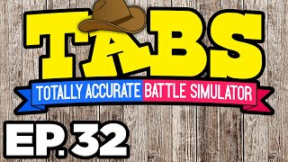 Totally Accurate Battle Simulator Ep.32 - • NEW WILD WEST FACTION CAMPAIGN!! (Gameplay / Let's Play)