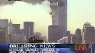 Video 09 11 2001 Live Unedited Cnn News Coverage From 8 50Am To 11 30Am MP3, 3GP, MP4, WEBM, AVI, FLV September 2019
