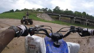 10. 2016 Yamaha Raptor 700 and Can Am Outlander 450 Cruise at Cape Fear Atv Park