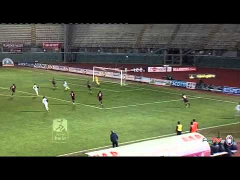 Livorno-Crotone, il Video