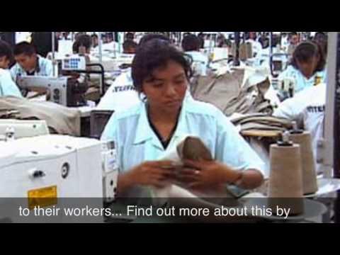 Sweatshop Labor Campaign