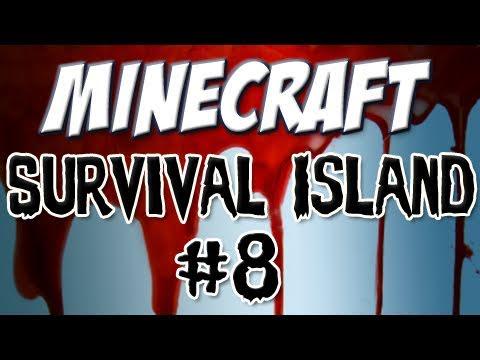 """Minecraft - """"Survival Island"""" Part 8: help!"""
