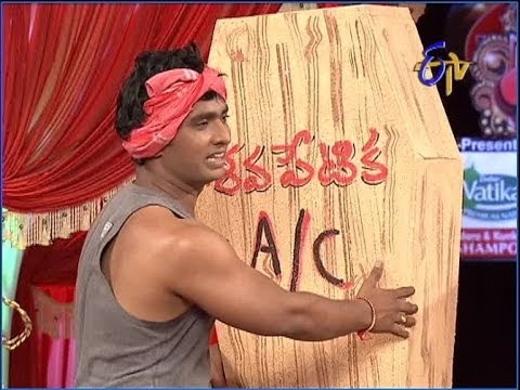 Jabardasth - Adhire Abhinay Performance on 27th February 2014 28 February 2014 07 AM