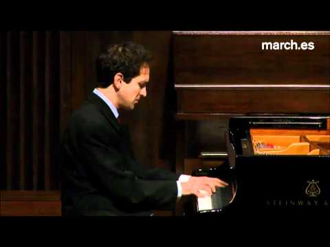 play video:Yoram Ish-Hurwitz plays Liszt: Chapelle de Guillaume Tell - © Fundación Juan March