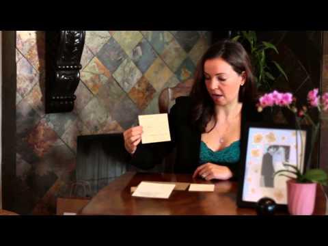 Inexpensive DIY Wedding Invitations : DIY Wedding Invitations