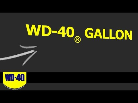 How To Use A Gallon of WD-40® Multi-Use Product For A Good Soak
