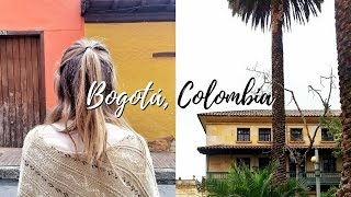 Bogota Colombia  city images : Travel Vlog: Things To Do In Bogotá, Colombia!