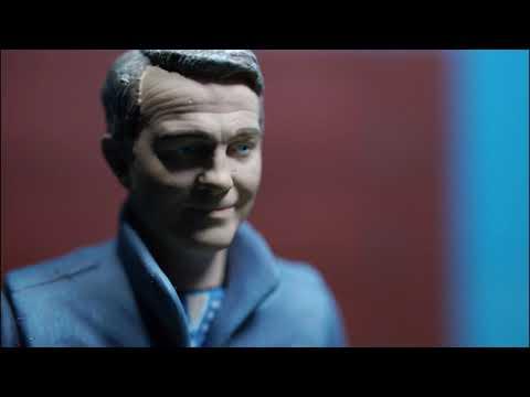 Doctor Who TARDIS Tales-Series 1-Mirror Image