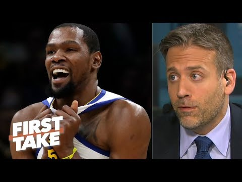 Kevin Durant should prioritize free agency over the NBA Finals – Max Kellerman | First Take