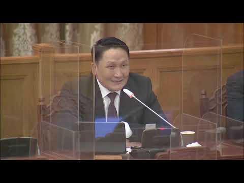 Н.Ганибал: Ерөнхийлөгчийн эрх мэдлийг булааж авч байхад, цаашдаа Ерөнхийлөгч байх хэрэг байна уу?