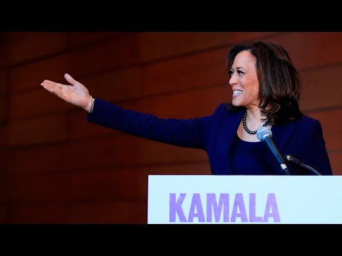 'Not surprising' Kamala Harris dropped out of presidential race