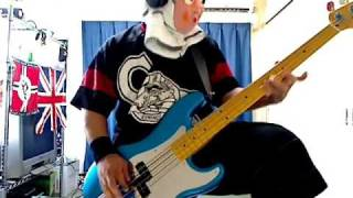 Download Lagu IRON MAIDEN LOSFER WORDS(BIG 'ORRA) BASS COVER Mp3