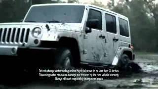 2011 Jeep Wrangler - Adventure Swamp Commercial (featuring Lenny Kravitz)