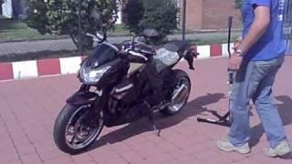 5. Kawasaki Z 1000 2010 Paddock Racing Stand Motorcycle Stand by Bursig.com