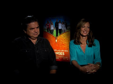 Oliver Platt - Oliver Platt and Allison Janney play a happily married couple living in a quaint town in New Jersey in the new release The Oranges. It's a comedy, but listen...