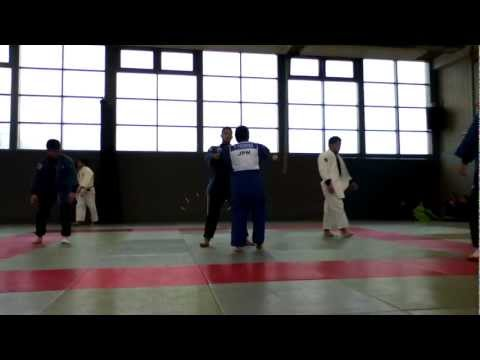 Judo or Ju Jitsu Throws and Drills