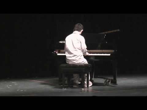 Piano Talent Show Comedy 2010 (Part 1)