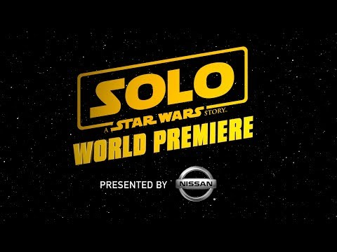 Han Solo: Una Historia de Star Wars - Live From the Red Carpet of Solo?>