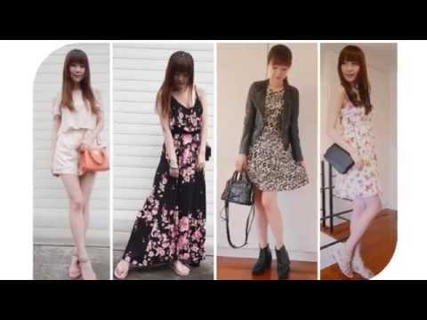 愛.穿.搭♥ 春夏好感女孩洋裝私服穿搭分享♥♥♥