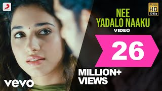 Nee Yadalo Naaku Song Lyrics from Awaara - Karthi