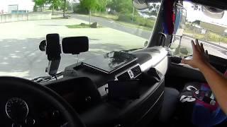 2. A kamionos. Tolatás kezdőknek. 2. rész