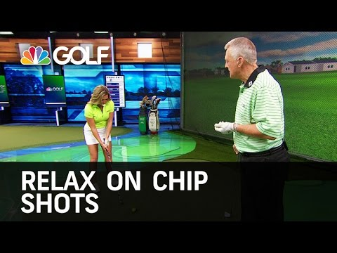 Relax on Your Chip Shots – School of Golf | Golf Channel