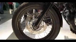 9. 2014 Moto Guzzi V7 Special Walkaround