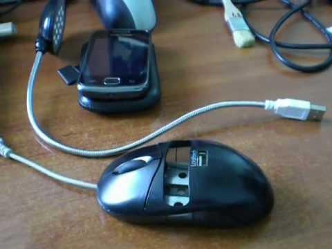 Как сделать руль из мышки для