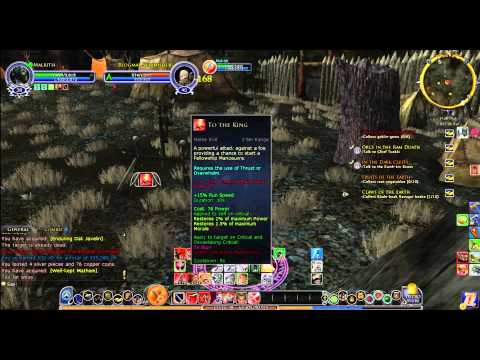 LOTRO – Guardian Gameplay 2014 [Lord of the Rings Online Gameplay] HD
