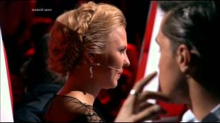 Still Loving You - Sharip Umhanov (The Voice. Russia) AMAZING!