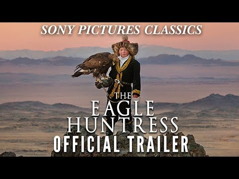 (Trailer) The Eagle Huntress (2016) - The story of Aisholpan, a determined 13-year-old girl who seeks to become the first female eagle huntress in Mongolia.