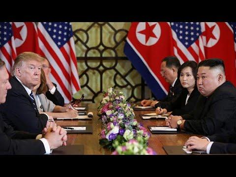 USA / Nordkorea: Streitpunkt Sanktionen gegen Nordkor ...