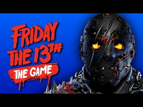 NEW SAVINI JASON! | Friday The 13th: The Game - How To Kill Jason (ft. Friends)