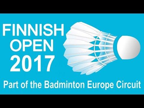 Qualifications - 2017 Finnish Open (Court 1 & 2) - Part 2