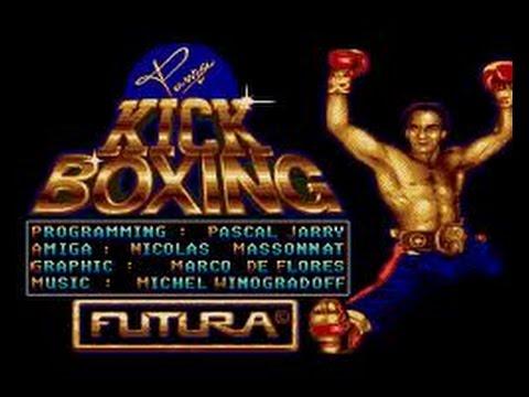 Panza Kick Boxing Amiga