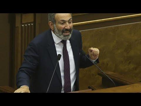 Δραματικές εξελίξεις στην Αρμενία – Καταψηφίστηκε ο Πασινιάν