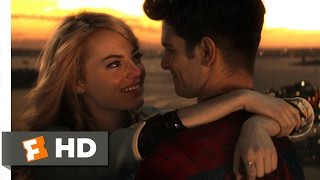 The Amazing Spider Man 2  2014    I Love You Scene  6 10    Movieclips
