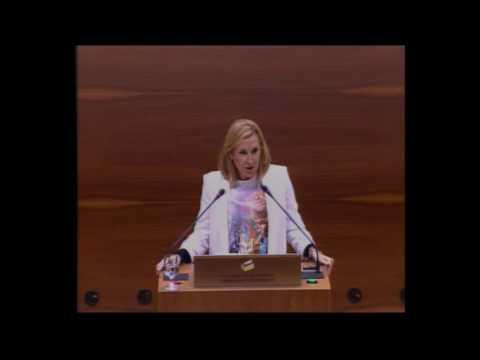 """Ana Beltrán pone de manifiesto la """"soberbia"""" e """"incoherencia"""" de Podemos"""