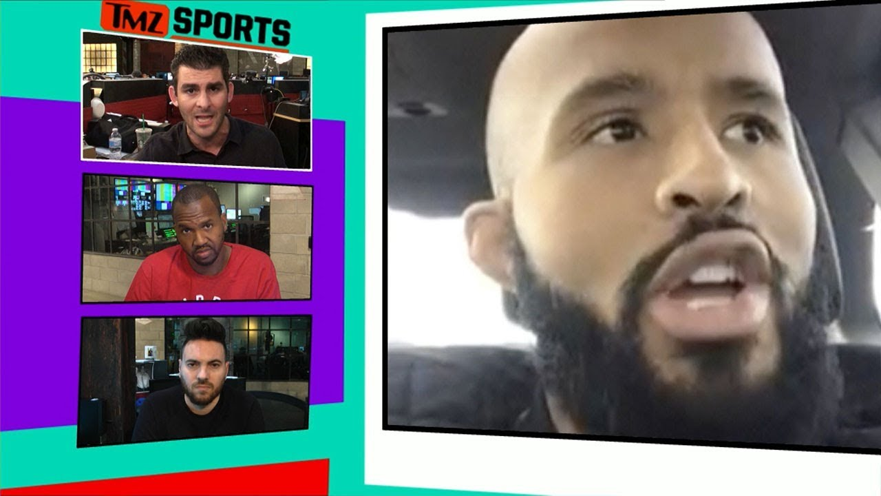 Demetrious Johnson: I Would Destroy Mayweather, PLEASE Fight Me! | TMZ Sports